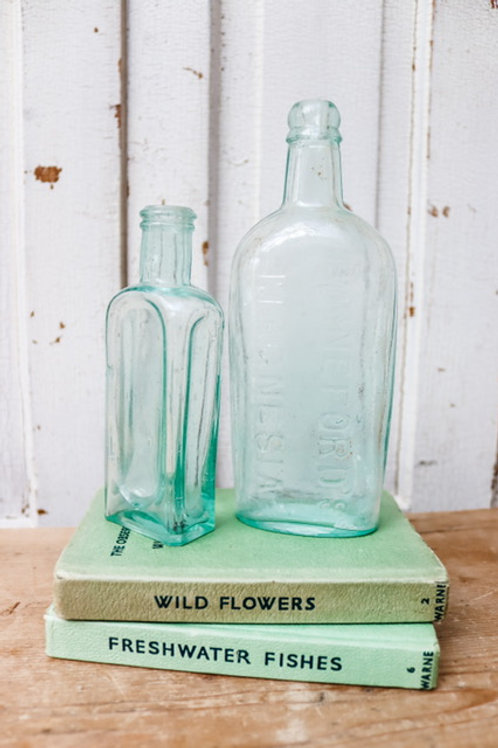 Vintage Medicine bottle bundle