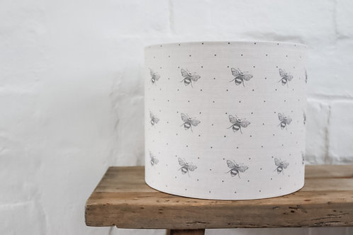 Peony & Sage Just Bees - Ceiling Lampshade 25cms
