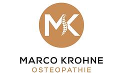 Logo Marco Krohne Osteopathie