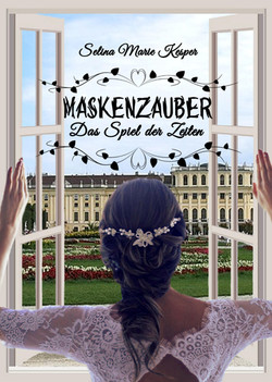 Cover Maskenzauber 4