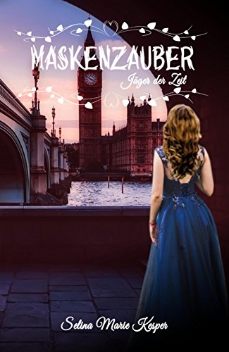 Cover Maskenzauber 1