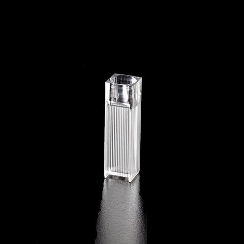 Cubetas para espectrofotometría 0,5-2 ml