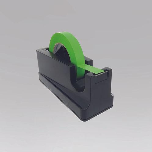 Dispensador para cintas adhesiva rotulable