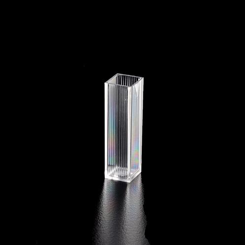 Cubetas para espectrofotometría 2-4 ml