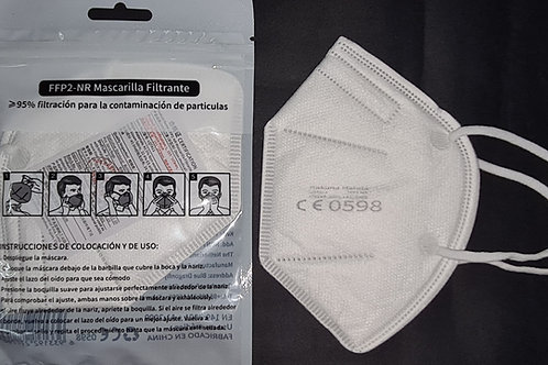 Mascarilla nivel FFP2 (KN95)