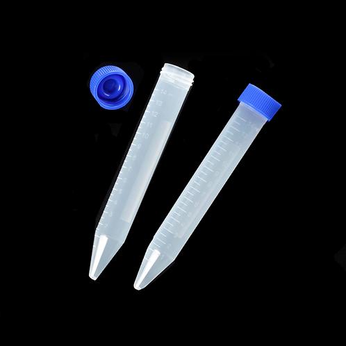 Tubos para cultivo / No estéril fondo cónico