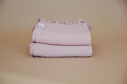 Oversized Turkish Towel- Primrose