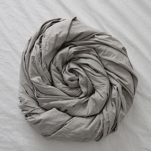 Turkish Cotton Flat Sheet- Queen
