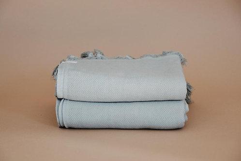Oversized Turkish Towel- Solstice