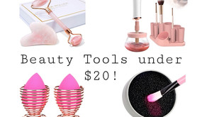 The Best Makeup/Beauty Tools Under $20 on Amazon (that every makeup lover should own)