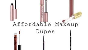 5 Affordable Makeup Dupes