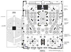 Event Floor Plan
