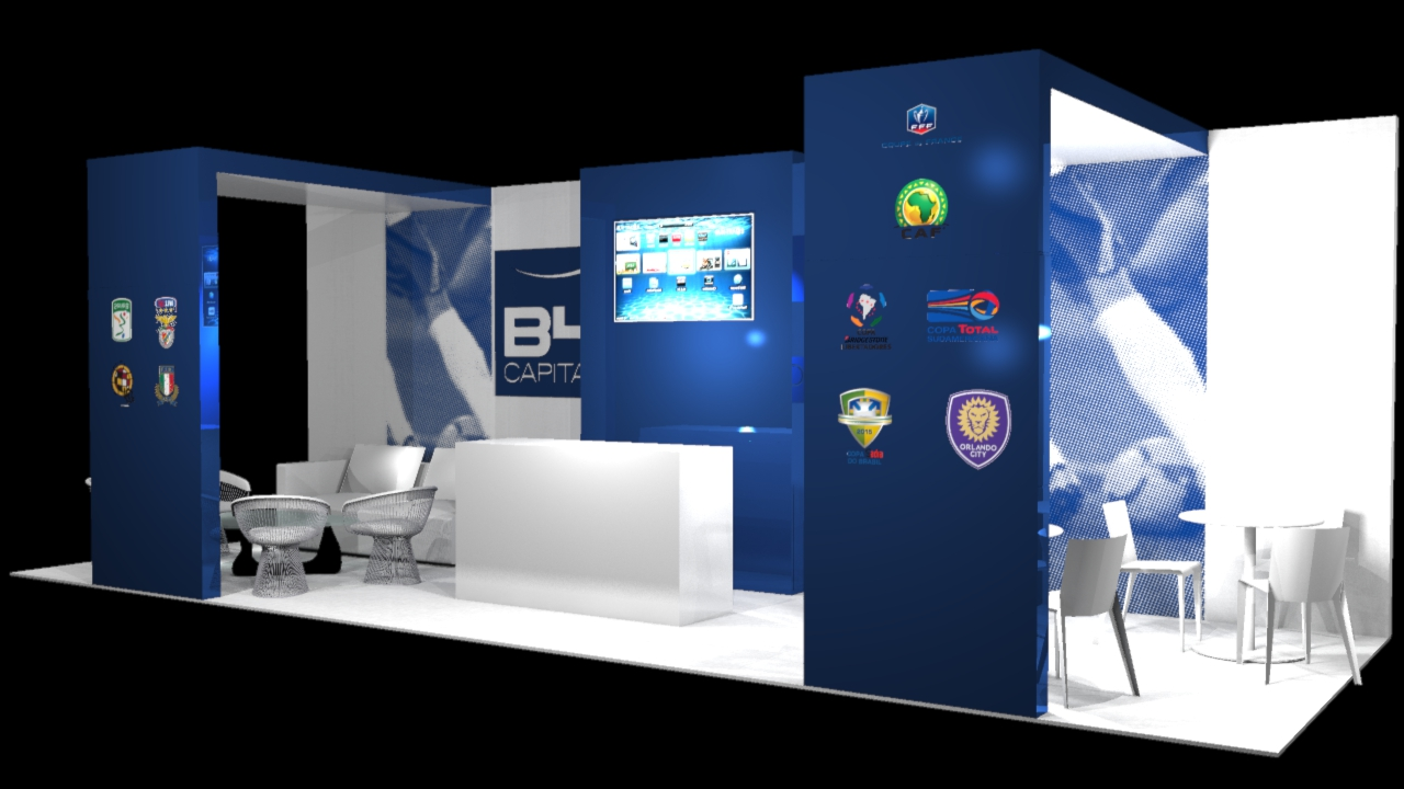 Sportel Expo Stand