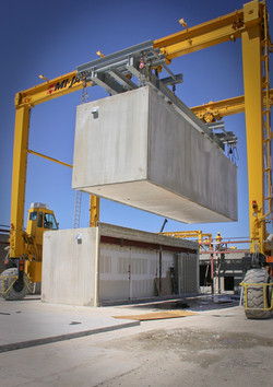 Prefab Modular Concrete Module
