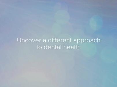 A new way to dental health - CF100