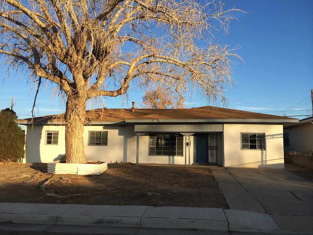 Scott Goff buy my house fast Albuquerque