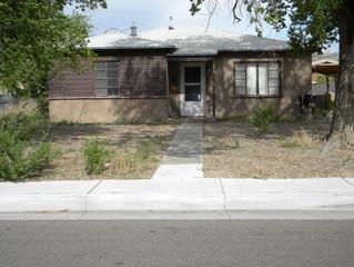 I buy homes in Albuquerque!