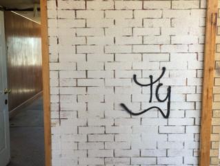 I buy vandalized houses