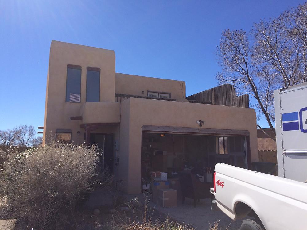 I buy Santa Fe homes