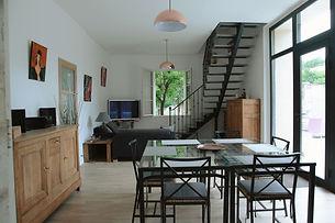 Guest room at Le Clos du Théron