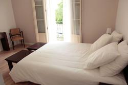 chambre d'hoteleclosdutheron-terroir lin