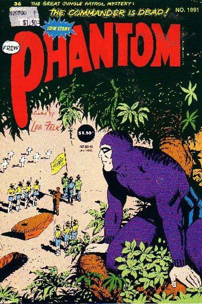 PHANTOM AUSTRALIA 1091