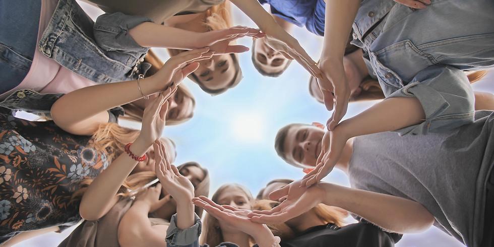 Relationell Mindfulness (Circling) 8ggr online- Tisdagar, start 31 Okt