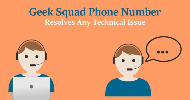 Geek Squad Phone Number