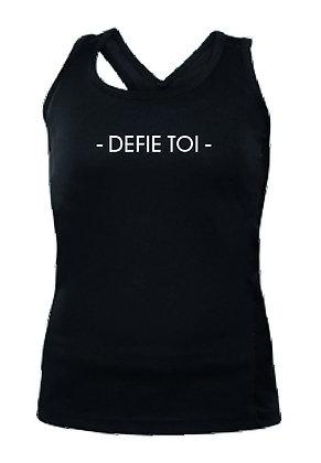 Camisole de sport pour femme Défie Toi