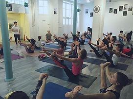 Ashtanga yoga led class Chulee