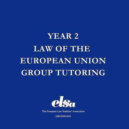 3-in-1 LEU Group Tutoring ELSA Member