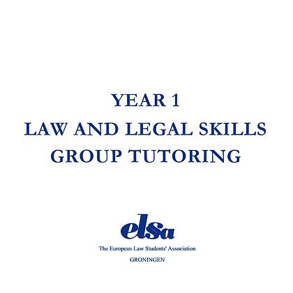 LLS Group Tutoring Non-ELSA Member