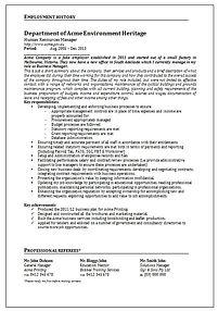 Resume Writer in Darwin