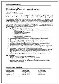 Resume Writer in Newcastle