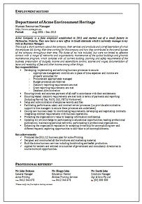Resume Writer in Bendigo