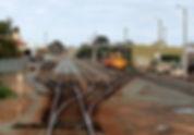 Shepparton Rail Tracks