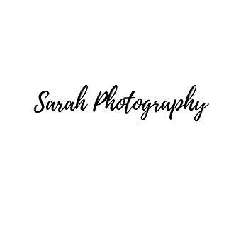 Logo Sarah Photography noir sur blanc.jp