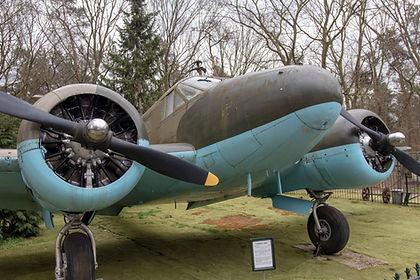 Beechcraft vliegtuig