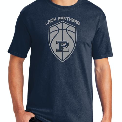 Girls Basketball T-shirt Unisex