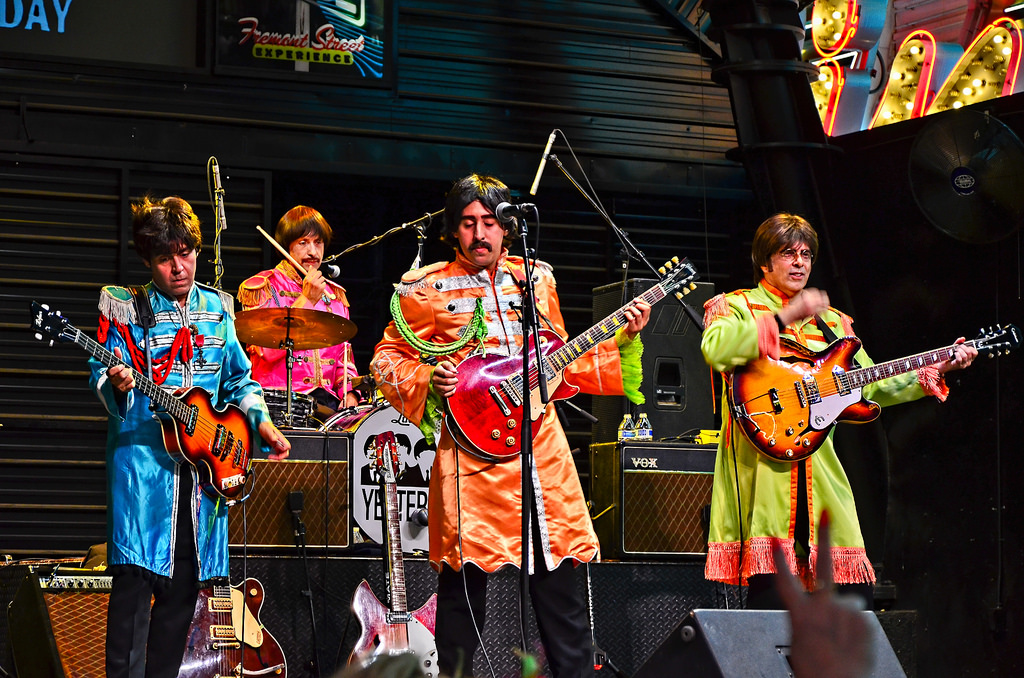 Yesterday Sargent Peppers Set
