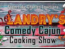 Chef Landry Logo 2015 Final Sign Slim Ve