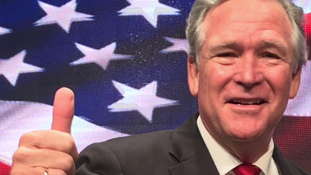 JM GW Bush Flag Thumb