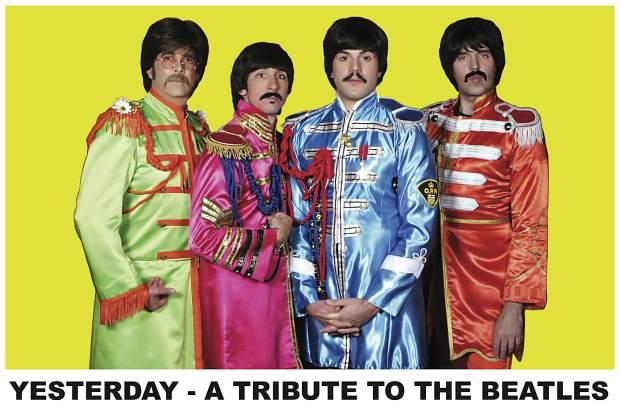 Yesterday BeatlesTribute Sargent