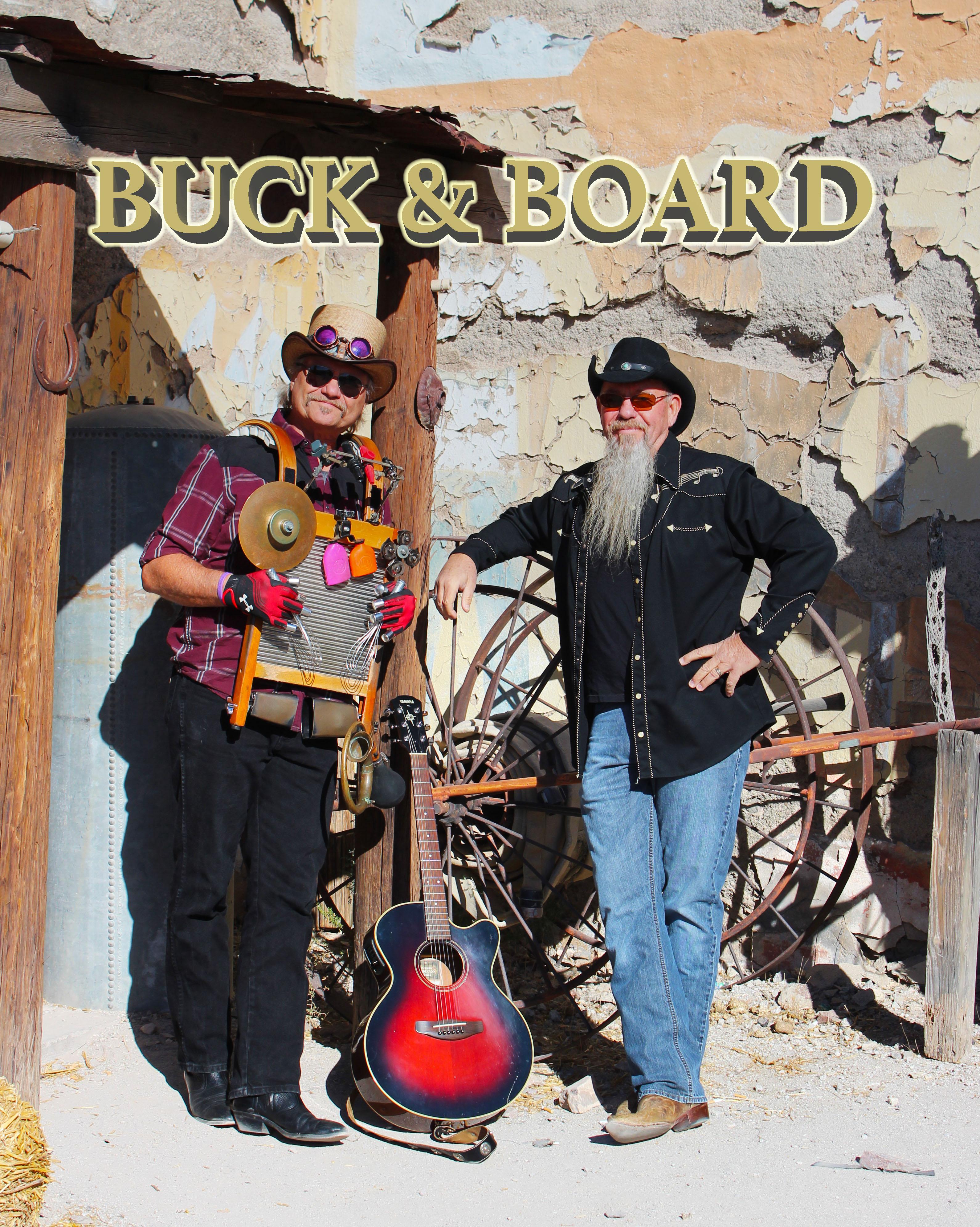 BUCK & BOARD