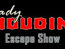 Lady Houdini Logo with Escape Show Tagli