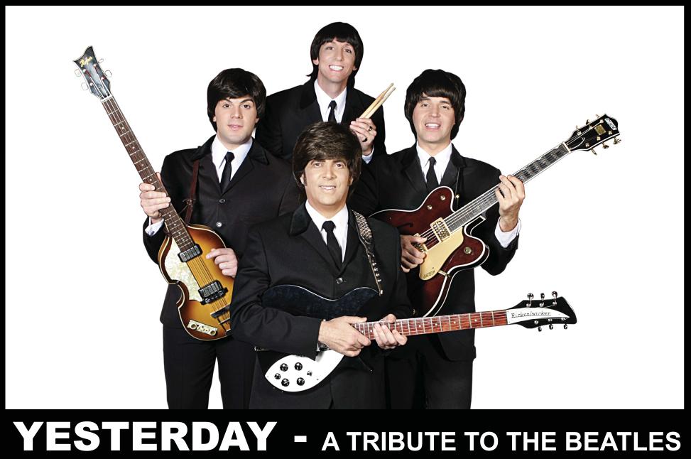 Beatles Yesterday Guitars