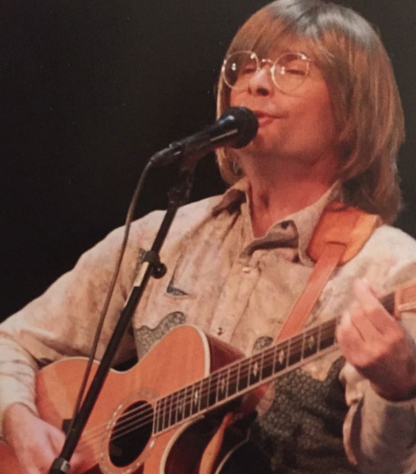 Rick Schuler John Denver Tribute