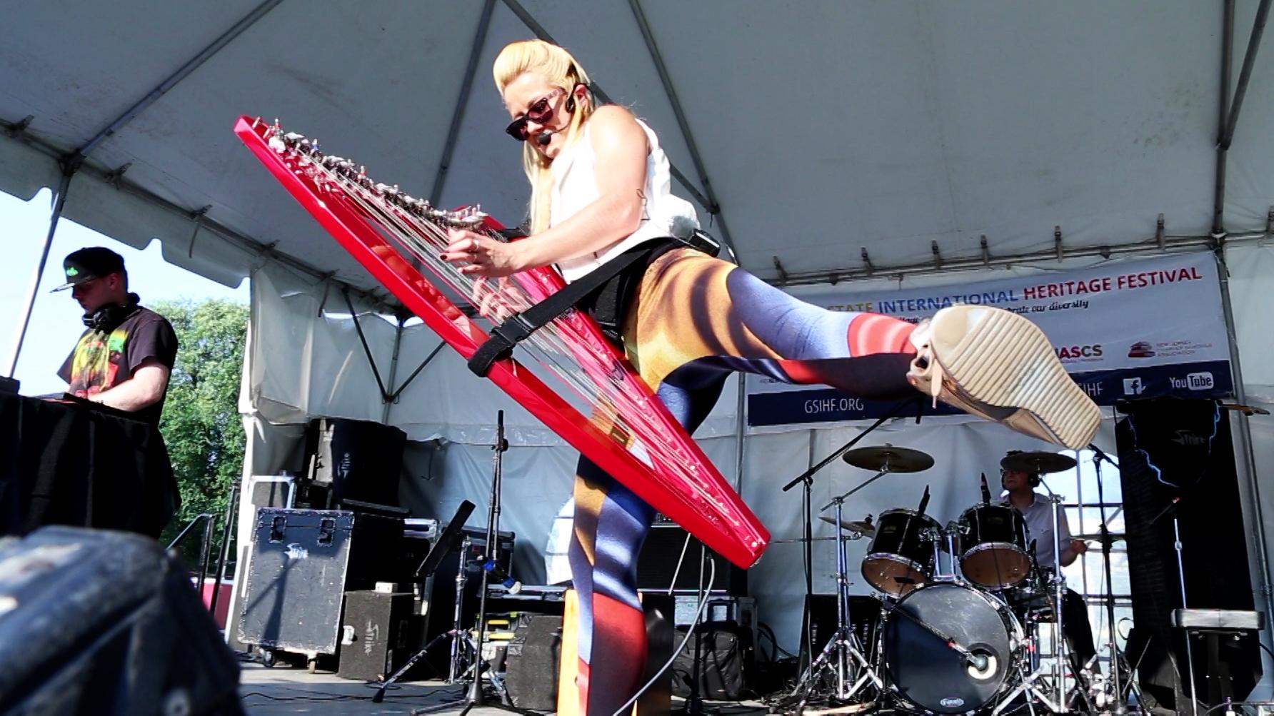 Enki Bello Harp International Festival II
