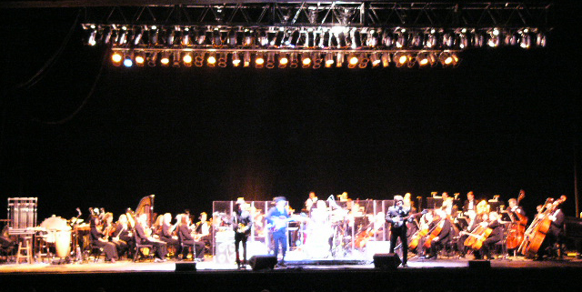 Yesterday Tribute with a Symphony