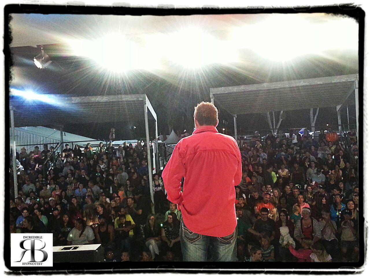 Big Fairground Audience